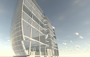 Constructiemodel in BIM