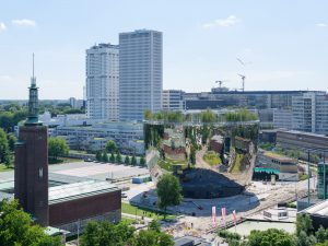 Depotgebouw. Foto: Ossip van Duivenbode