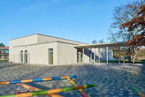 Grundschule Münster-Wolbeck, www.lindner-lohse-architekten.de Foto: P.Stockhausen