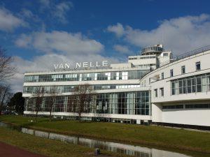 Van Nelle Fabriek Rotterdam. Foto: Petra Starink