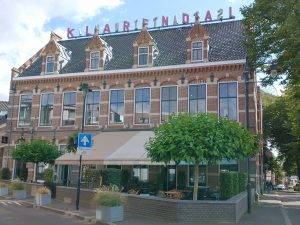 Voormalig postkantoor Klarendal  Arnhem. Foto: Petra Starink