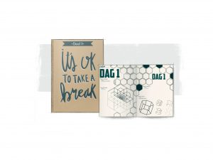IT'S OKE TO TAKE A BREAK-Dana de Jong