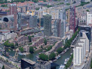 MaritiemDistrict Rotterdam. Foto: Ossip Van Duivenbode