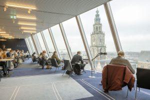 Forum Groningen. NL Architects. Foto: Marcel van der Burg