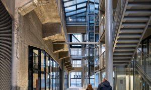 Woongebouw Fenix 1, Rotterdam. Foto: Ossip van Duivenbode