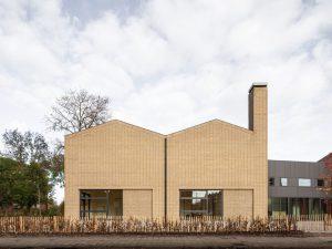 Ard Hoksbergen. Basisschool Veerkracht Amsterdam