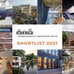 Shortlist Herengracht Industrie Prijs 2021