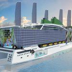 Deirdre van Gameren maakt cruiseschepen duurzaam en circulair