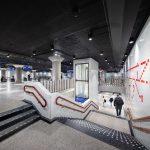 Boek over stationsrenovatie Metro Oostlijn Amsterdam