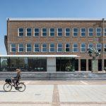 Gerenoveerd gemeentehuis Alblasserdam