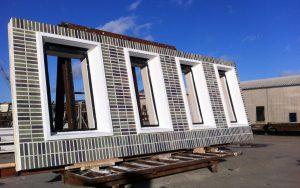 pontsteiger amsterdam met 318 appartementen, arons en Gelauff architecten, opgeleverd 2019