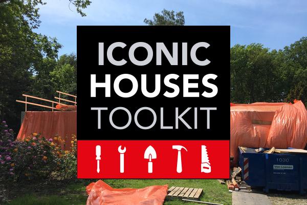 Iconic Houses lanceert Toolkit voor eigenaren modern huis