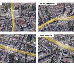Ontwerp Antwerpse premetro door GROUP A