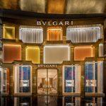 MVRDV ontwerpt goudkleurige gevel voor Bvlgari in Bangkok