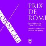 Prix de Rome kunst 2021