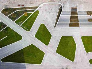Esplanade, Echo-UrbanDesign