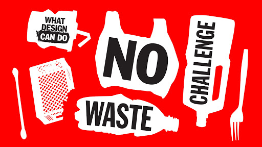 Designwedstrijd No Waste Challenge