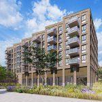 Oude fabrieksgebouwen Enka inspiratie voor appartementencomplex