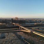 Langste houten fietsbrug ligt in Groningen