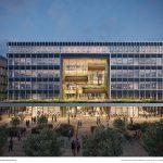 Paul de Ruiter Architects ontwerpt circulair onderwijsgebouw Erasmus Universiteit
