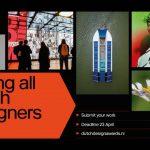 inschrijving Dutch Design Awards