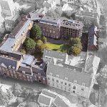 Toekomstbestendige renovatie universiteitsgebouw Achter Sint Pieter 200
