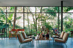 Lina Bo Bardi, Casa de Vidro, São Paulo, Brazil, 1952 Photo: © Nelson Kon, 2002