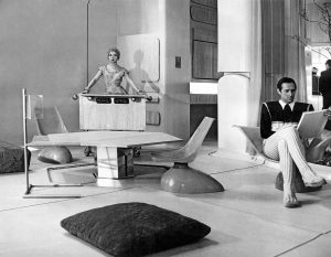 Alison and Peter Smithson, House of the Future, 1956 © Daily Mail