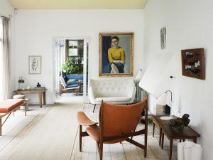 Finn Juhl House, Ordrup, Denmark, 1941 Photo: Henrik Sorensen Photography, 2013
