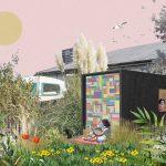 Slapen in kleinste toren van Rotterdam op Culture Campsite
