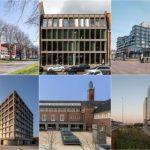 Tien kanshebbers voor de Amsterdamse Architectuurprijs 2021