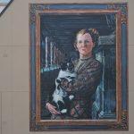 Museum Arnhem schenkt muurschildering Willink aan stad