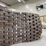 Metselrobot geeft architecten vormvrijheid bij prefab metselwerk
