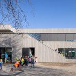 Duurzame en ecologische materialen in Kindcentrum Markelo