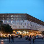 Barcode Architects ontwerpt nieuw Dresden Stadskantoor