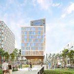 KCAP ontwerpt Kavel 5 naast station Gouda