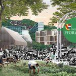 MKA, Koschuch & ZUS winnen ontwerpcompetitie Pforzheim met plan WaldStadt