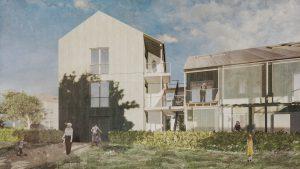CPO project Meer& Deel exterieur Eindhoven