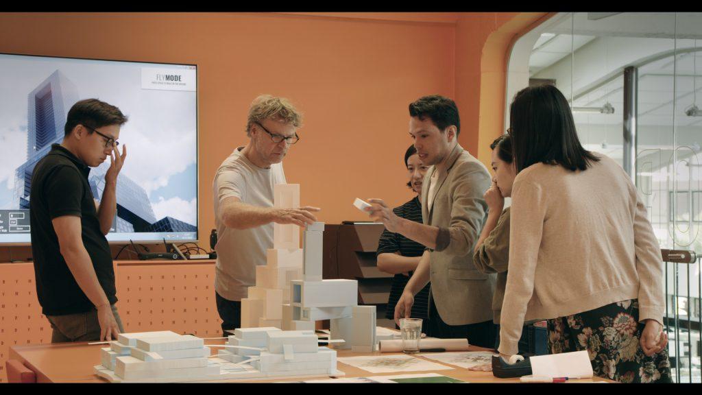 Documentaire over bevlogenheid Winy Maas