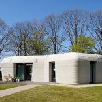 Wonen in 3D-geprint huis van beton