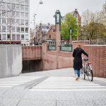 Ondergrondse fietsenstalling onder Kleine-Gartmanplantsoen geopend