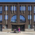 Op Art Deco geïnspireerde woningen in Leidsche Rijn