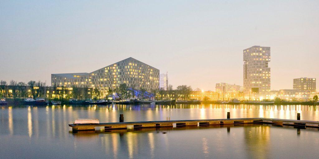 Zomerse architectuurwandelingen Oostelijk Havengebied