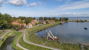 Overzicht buitenmuseum. Foto The Flying Dutchmen