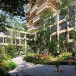 Duurzaam woongebouw Horizons in Sluisbuurt Amsterdam