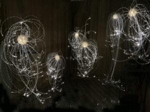 Ocean-Plastic-Solaris Community- Coral Lamp - Giulia Ber Tacchini