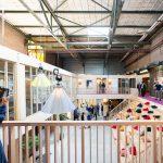 Demontabel KD Lab hightech bedrijven geopend