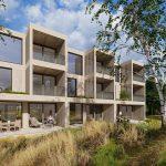 Prefab woningen voor duurzame woonwijk Rivierduinen Silvolde