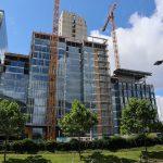 Projectbezoek Tower 10 WTC Amsterdam