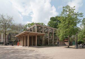 ATELIERFRONT. Gibbon Paviljoen Artis Amsterdam